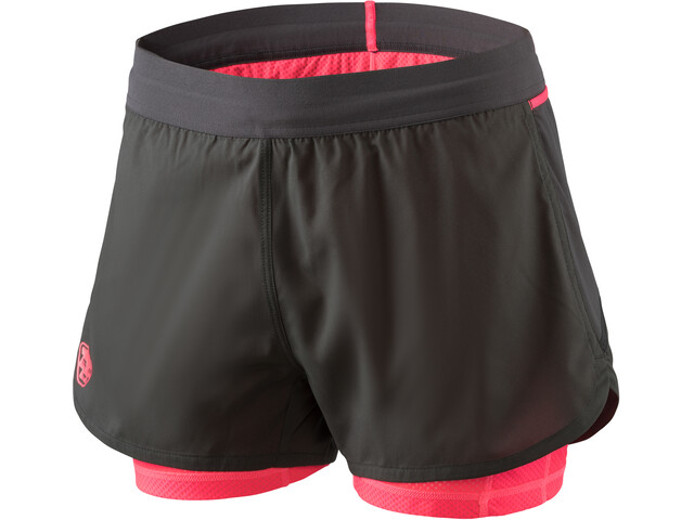 Dynafit Alpine Pro 2in1 Shorts Damen asphalt